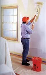 انجام کلیه خدمات رنگ آمیزی ونقاشی ساختمان(نمای داخ